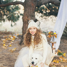 Wedding photographer Valentina Vyunnikova (ValentinkaView). Photo of 09.11.2015