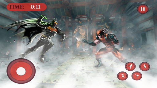 Real Fighting Immortal Gods Ring Arena Battle 3D 2 1.0 screenshots 11