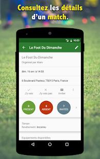 ChienBoul - Organiser un foot - náhled