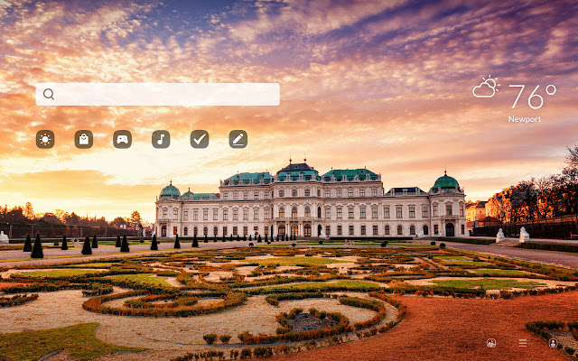Vienna City HD Wallpapers New Tab