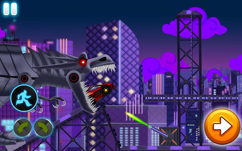 Tải Dino Robot Wars APK