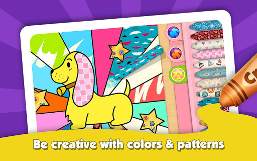 ABC Learner: Animal Color Book