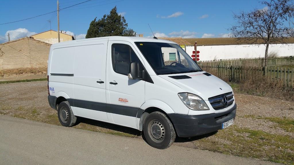 Alquiler furgonetas con frio en Zaragoza