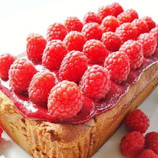 Grain Free Raspberry Ripple Cake GF SCD