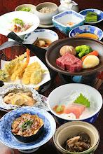 Photo: 夕食イメージ縦 Dinner