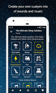 Ultimate Sleep App – Relaxing, Calm Music Premium Mod 3