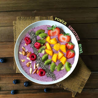 Power Smoothie Bowl.