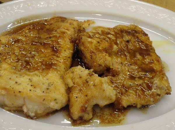 Fish Fillets With Brown Butter (pan Fried) Recipe