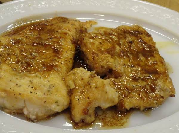 Fish fillets with brown butter pan fried recipe just a pinch for Pan fried fish fillet recipes