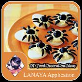 DIY Food Decoration Ideas