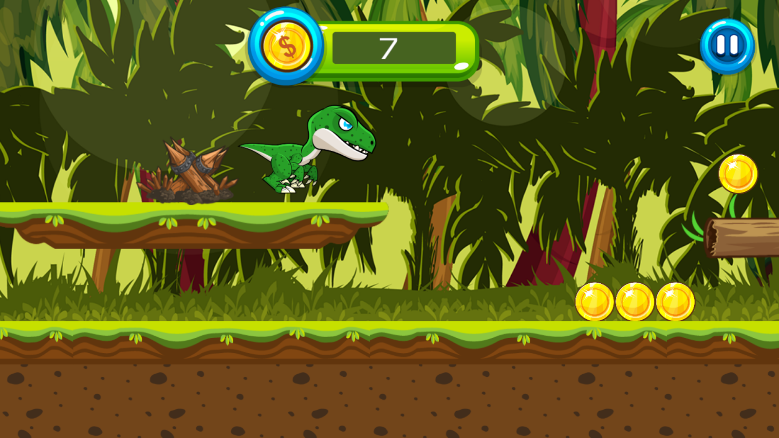 T-Rex Run Dinosaurs park world - Android Apps on Google Play - photo#4