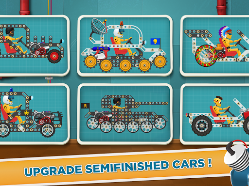 Car Builder and Racing Game for Kids 1.2 screenshots 8