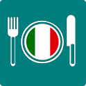 Italian cuisine Recipes! Free! icon