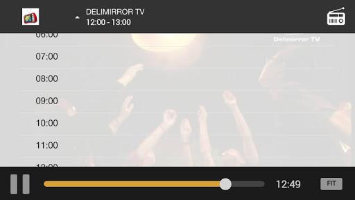 Delimirror TV