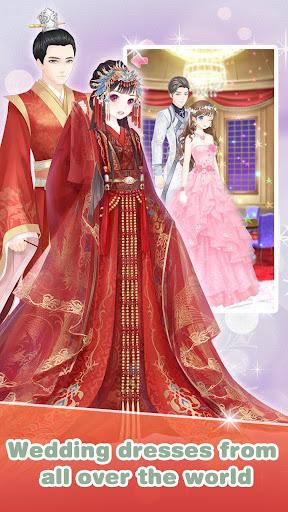 Wedding Salon marry me dress up 2.5 Mod screenshots 5