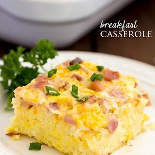 The Best Breakfast Casserole Recipe