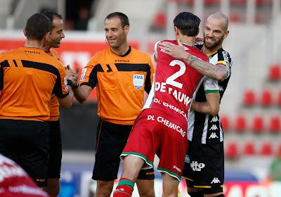 Le nouveau rôle de Dorian Dessoleil à Charleroi