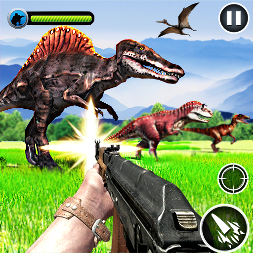 Hunters Dinosaur