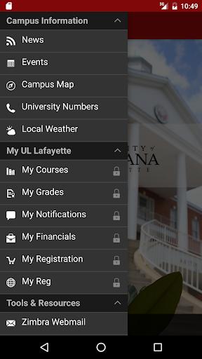University Of Louisiana At Lafayette Campus Map.Ul Lafayette Apk Download Apkpure Co