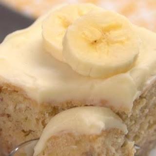 Delightful Banana Cake