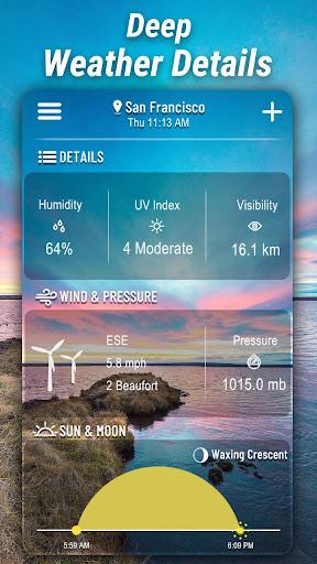 النشرة الجوية screenshot 5