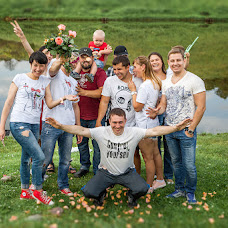 Wedding photographer Denis Kovalev (Optimist). Photo of 21.07.2017