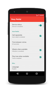 Busy Redial v1.1.3