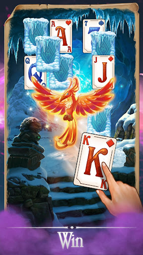 Solitaire Magic Story Offline Cards Adventure 133 screenshots 2
