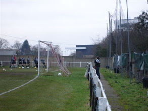 Photo: 03/01/11 v Wokingham (Hellenic League Premier Div) 0-2 - contributed by Gyles Basey-Fisher