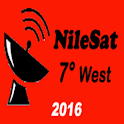 Nilesat  Frequency Channels icon