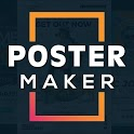 Poster Maker 2021 - Create Flyers & Posters icon