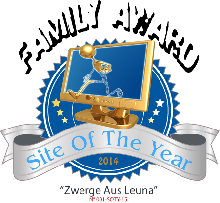 Photo: 821 - Site of the Year 2014 Award 14.01.2015 - Belgien http://www.familiedelwicheferrari.be/