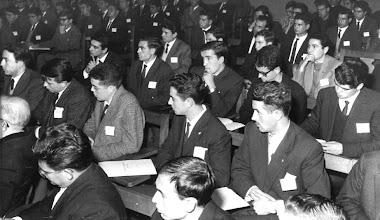 Photo: 1ª Asamblea de AA  Nov. 1964