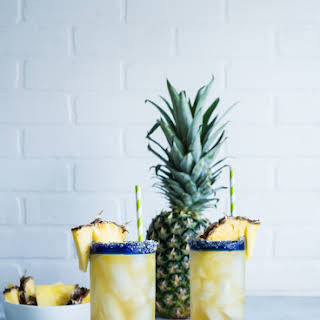 Vanilla Pineapple Margaritas.
