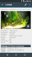 Screenshot of AquaPalm (gestion aquarium)