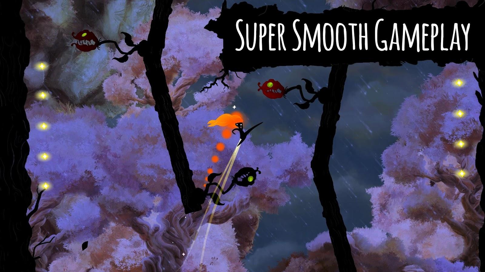 Screenshots of Shadow Bug Rush for iPhone