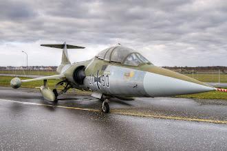 "Photo: TF-104G ""Starfighter"""