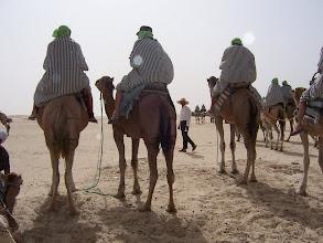 Photo: Sahara desert, Tunisia