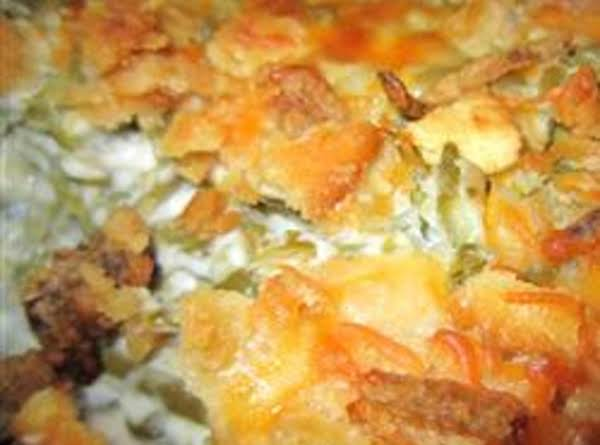 Beyond Yummy Green Bean Casserole Recipe