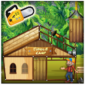 Jungle Camp Builder Simulator