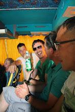 Photo: Eine Busfahrt die ist lustig , eine Busfahrt die ist schön.....so begann die Reise nach Tychowo.