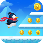 Download Super Penguin Run Free