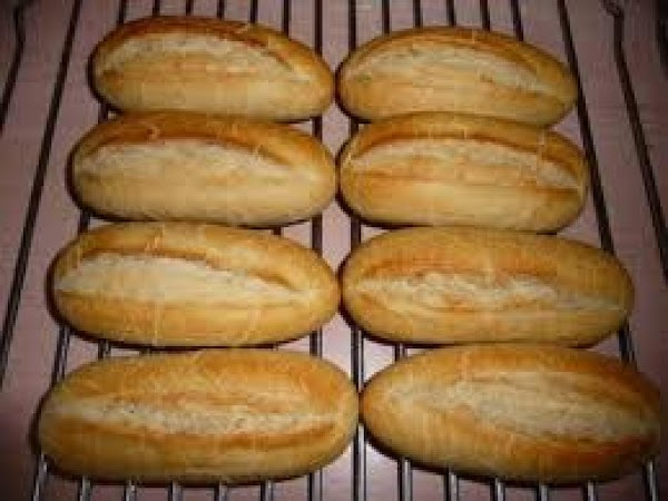 SANDWICH ROLLS/BAGUETTES: Cut the rolled out dough into squares appropriate to your needs. Place...