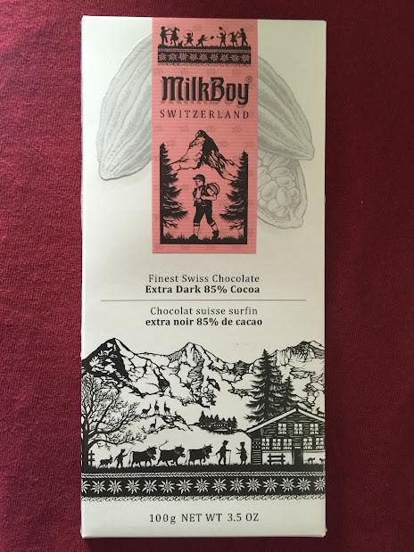 85% milkboy bar
