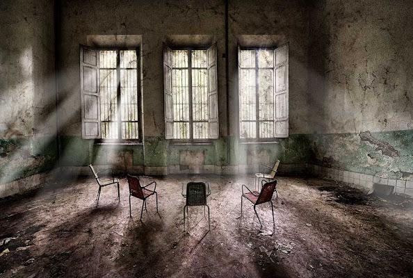 I Was Here  di Marco Tomei