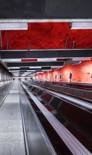 ストックホルムtunnelbana壁紙