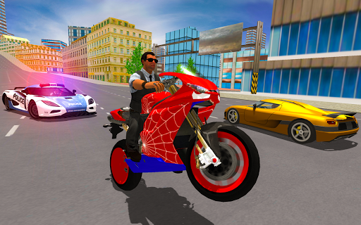 Code Triche Super Stunt Hero Bike Simulator 3D APK MOD screenshots 1