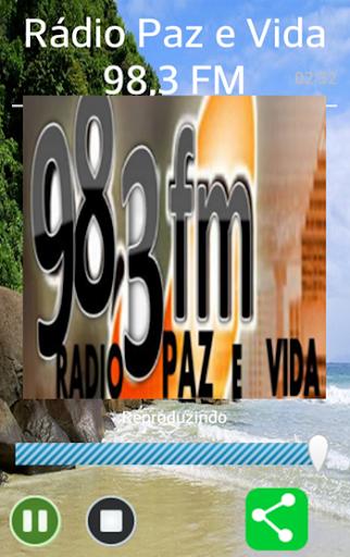 Rádio Paz e Vida 98 3 FM
