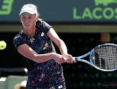 Elise Mertens verslaat Sachia Vickery en plaatst zich voor derde ronde op Wimbledon