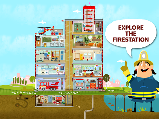 Little Fire Station 1.47 screenshots 14